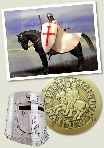 Knights Templar:  #Knights #Templar Symbols.