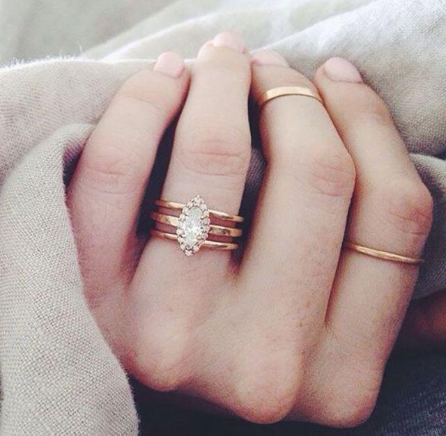 Trouwringen Blogs / maak een trouwring selfie
