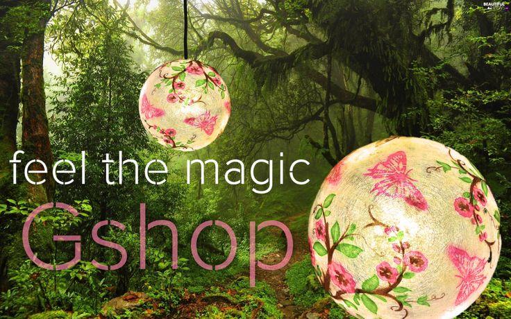 Feel the magic..Japanese tree ball για το παιδικό δωμάτιο και όχι μόνο! Βρείτε την εδώ: http://gshopspot.gr/product.php?product_id=435