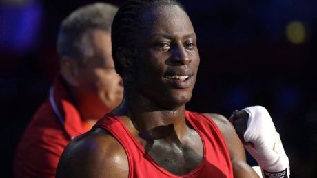 Canadian Olympic boxer says he was racially profiled by Montreal police