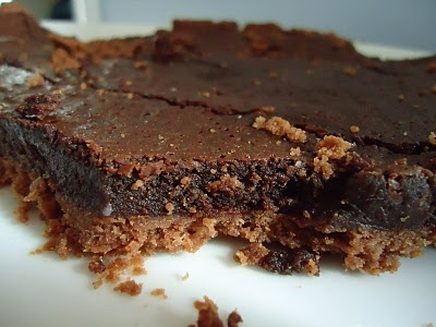 Double Chocolate Tart | Chocolate Desserts | Pinterest