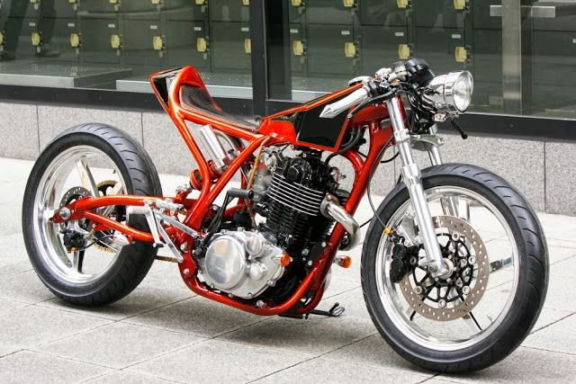 Racing Cafè: Yamaha SR 500 1988 by N2 AUTO