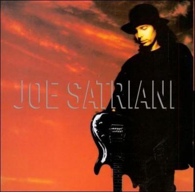 Joe Satriani - Joe Satriani, Silver