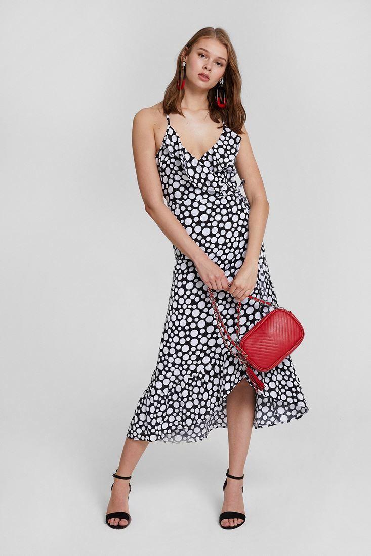 Oxxo Kruvaze Elbise Moda Stilleri Elbise The Dress