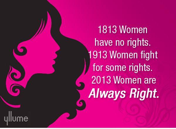 Women Always Right Quotes. QuotesGram