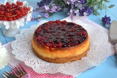 Cheesecake ricette Cheesecake ai frutti di bosco