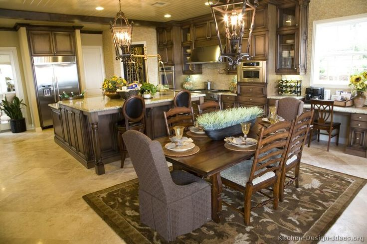 42 Best Images About Dream Dining Rooms And Kitchens On: 17 Best Images About Old World Kitchens On Pinterest