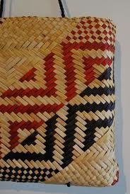 Resultado de imagem para Weaving flax - Harakeke