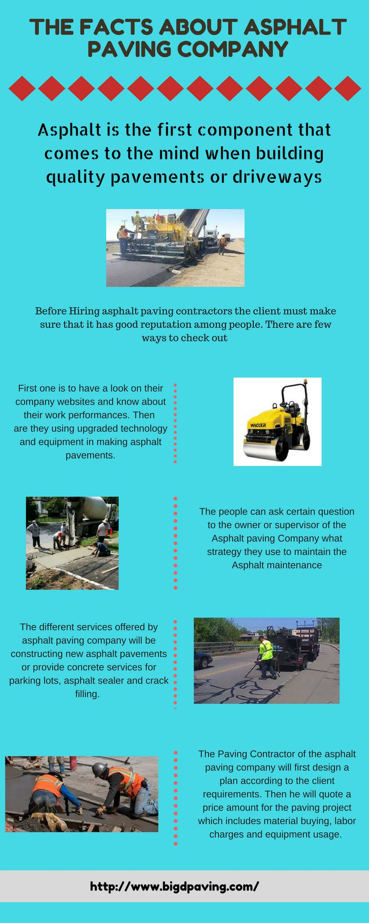 The Facts about Asphalt Paving Company http://www.liveinfographic.com/i/the-facts-about-asphalt-paving-company/ Tags: #infographic  #infographics #popular #pinterest #pinterestinfographics