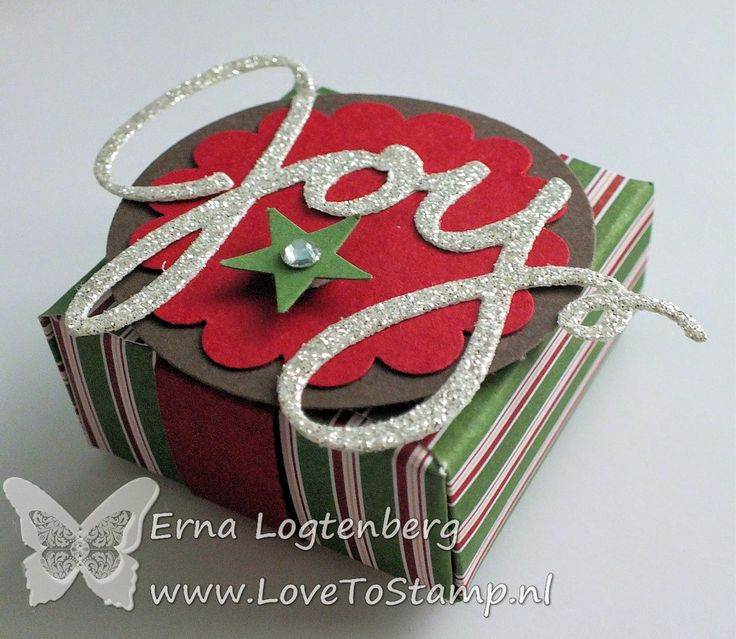 Love To Stamp: Stampin'Up! boxes!