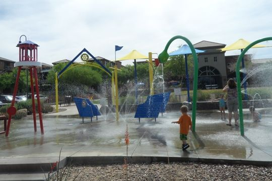 Fountain Park - Fountain Hills, AZ - Kid friendly activity reviews - Trekaroo