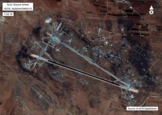 awesome ¿Por qué Estados Unidos decidió bombardear en particular la base aérea siria de Shayrat?