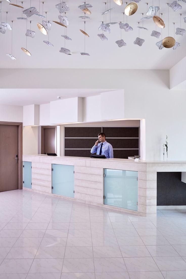 Elegant surroundings and an imposing lobby at the new Civitel Esprit!  #EspritAthens #AttikAthens