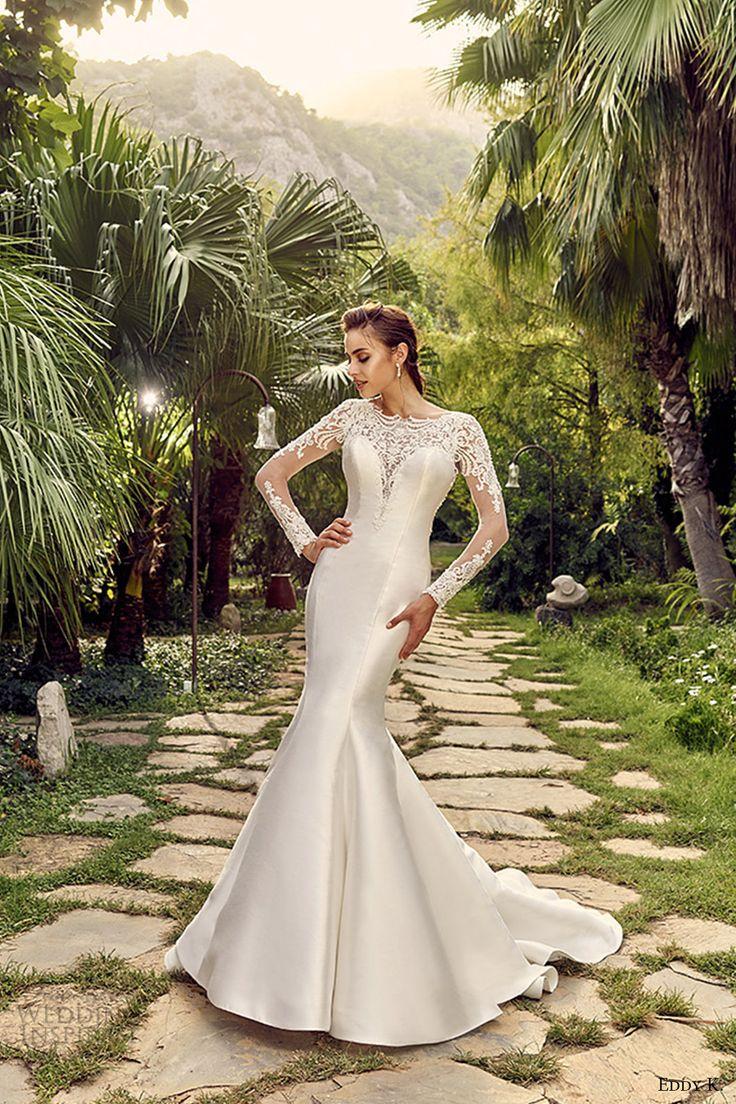 442 best 2017 wedding gowns images on pinterest | wedding dressses