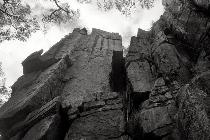 Rock climbers paradise!