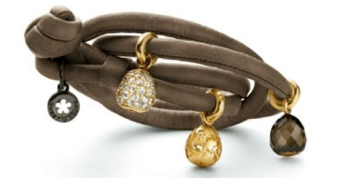 Ole Lyngaard bracelet with sweet drops