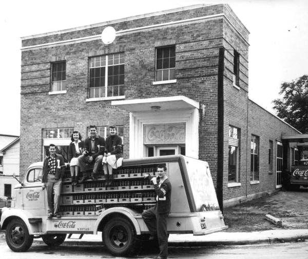 Old Coca-Cola Bottling Plant, All Saints District