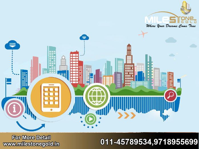 #‎MilestoneGold‬ provides smart ‪#‎flats‬ with multiple number of facilities like #flats nearer to ‪#‎airport‬,.... To know more follow the link......http://goo.gl/FbBPcb