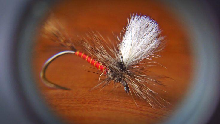 O2NATOS | Viajes de pesca a mosca | Campamentos de pesca | Pesca a mosca: PASO A PASO MONTAJE ECDYONURIDO ( ECDYONURUS VENOSUS).