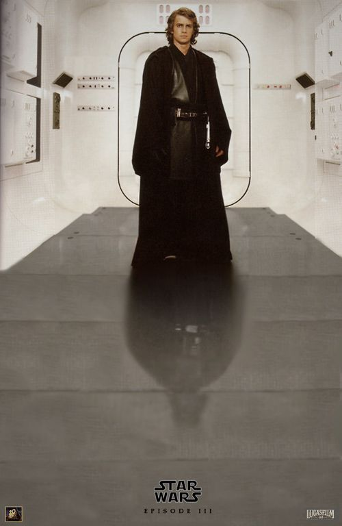 Star Wars: Episode III - Revenge of the Sith / Star Wars: Episode III - Die Rache der Sith (2005) (Hayden Christensen - Anakin Skywalker)