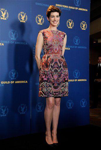 Anne Hathaway #fashion #style #faith