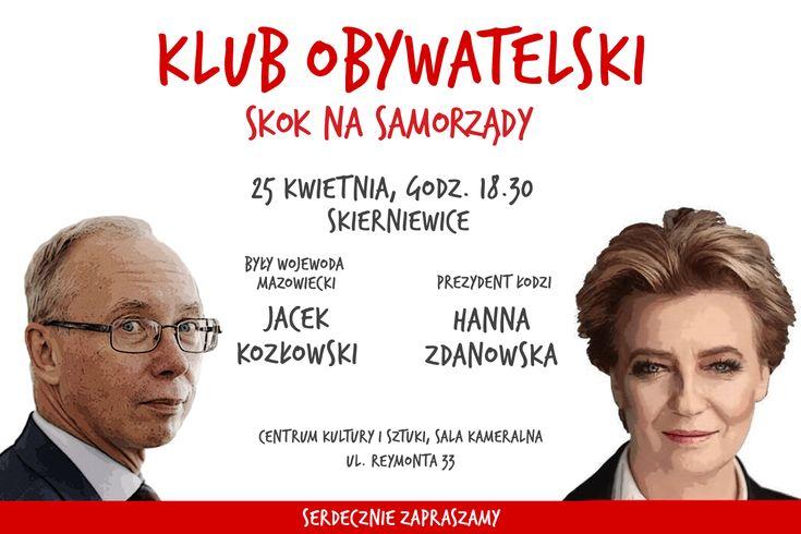 Porozmawiajmy o budżecie obywatelskim, samorządności w Polsce i sterowaniu centralnym