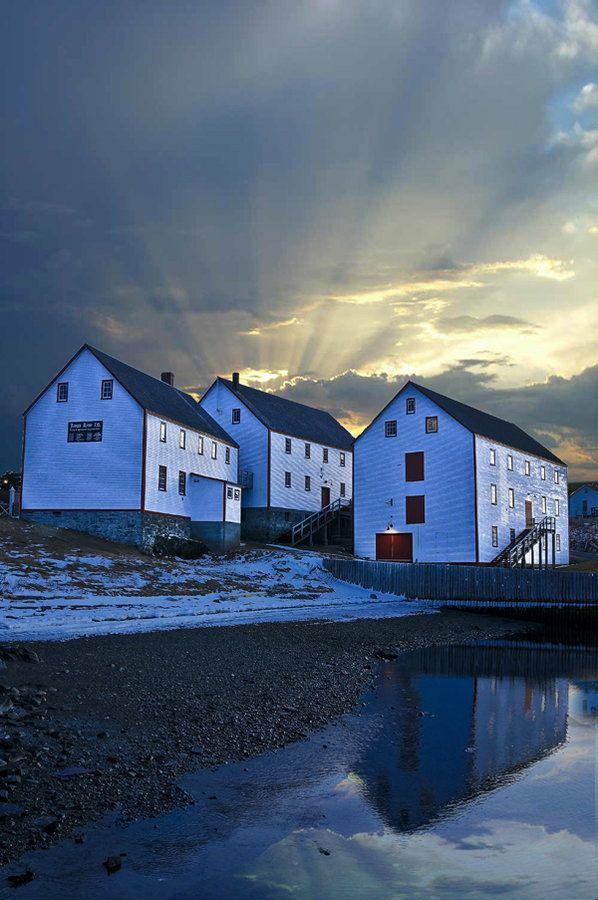 The Ryan Premises Bonavista Newfoundland by WitchDr Tim , via 500px