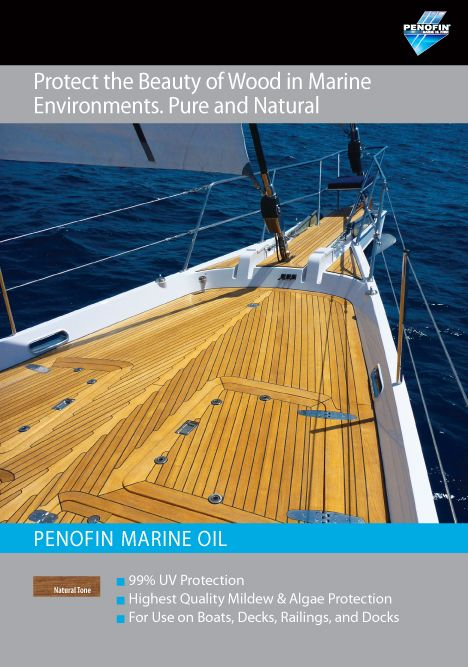 Penofin Marine Natural Oil