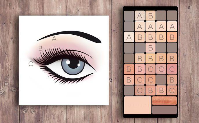 Palette Like a Pro : les tutos Nude | Nocibe Inside