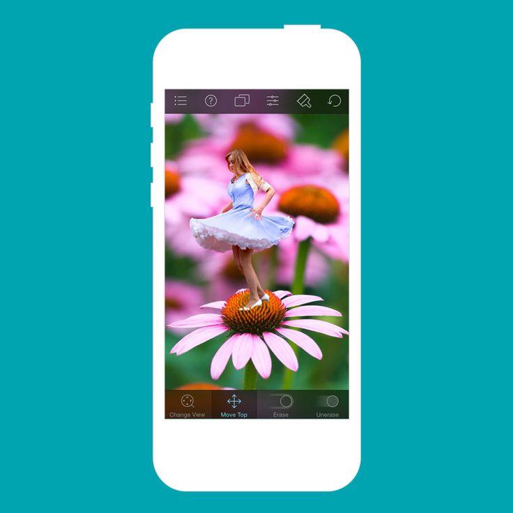 juxtaposer | photo layering app
