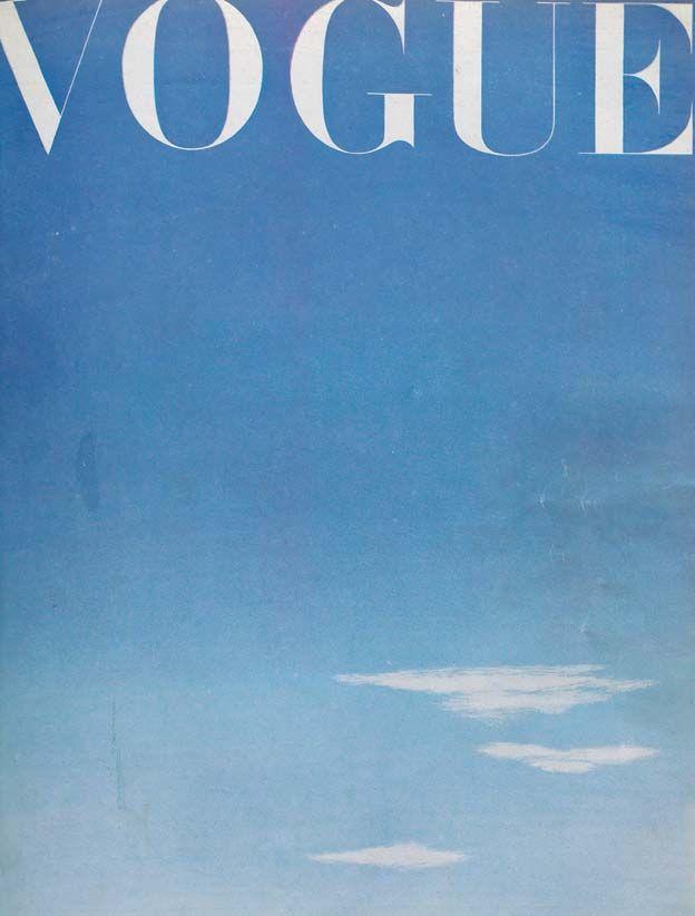 Vogue October 1945