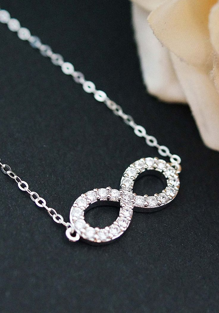 98 best Infinity Jewelry images on Pinterest Infinity jewelry