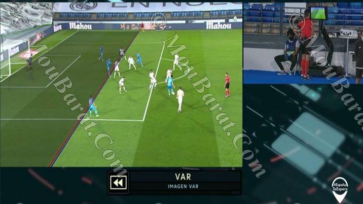 الحكم يحرم رودريغو من هدف وريال مدريد يسجل In 2020 Soccer Field Soccer Sports