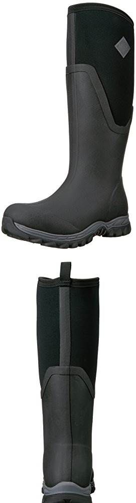 Muck Boot Womens Arctic Sport II Tall Snow: Best boots I've ever owned! Ive lived in ski country all my life- Minnesota, Colorado, Vermont and Idaho- and these boots are simply the best! They are warm. They are tall so the snow doesn't get in. They are waterproof! They have a thick sole which makes them even warmer. They have great treads for traction. #MuckBoot
