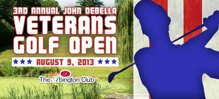 Join MGK's John DeBella, Ray Koob and Intern Dave at our annual golf event to continue our support of the Philadelphia Veterans Multi Service Center and local veterans.   When: August 9th  Where: Abington Club - 300 Meetinghouse Road Jenkintown PA 19046    All proceeds from registration and raffles will go to support local veterans via the Philadelphia Veterans Multi Service Center.  Get tickets here: http://debellavetopen.eventbrite.com/?ref=ecount