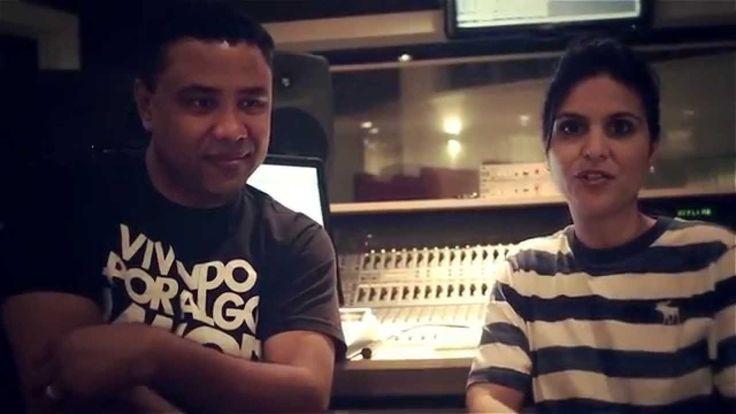Vídeo testemunho de Aline Barros falando sobre como foi a sua participação especial em Fernandinho Acústico - novo CD de Fernandinho!  Confira!