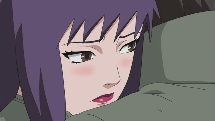Hayate and Yugao   Hayate Sealed! Yugao moves on – Naruto Shippuden 308