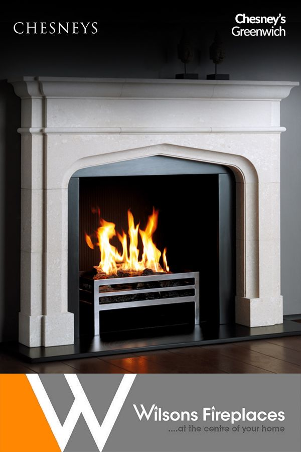 The Greenwich Is A Fire Surround That Includes A Wealth Of