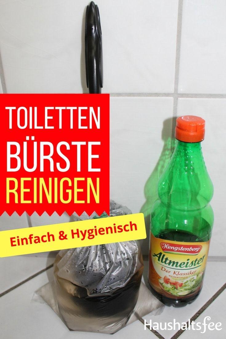 Toilettenburste Reinigen So Geht Es Richtig Reinigen Kloburste