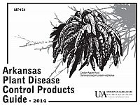 MP154 - Arkansas Plant Disease Control Products Guide | Small Fruit Diseases - Home Garden | Arkansas Extension