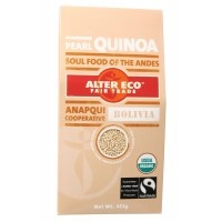 Organic Quinoa available at www.exhilaratehealthandfitness.com Aust. wide delivery