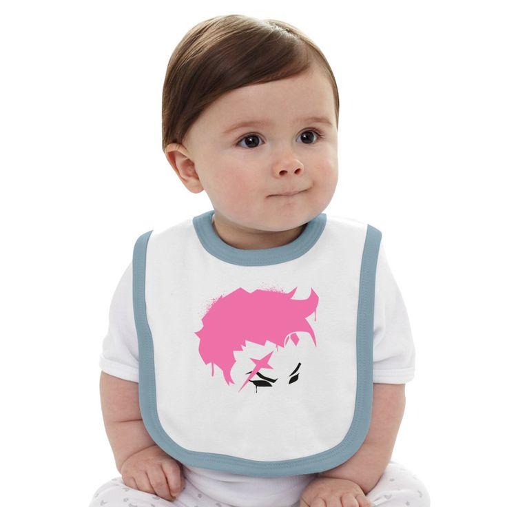 Zarya Baby Bib