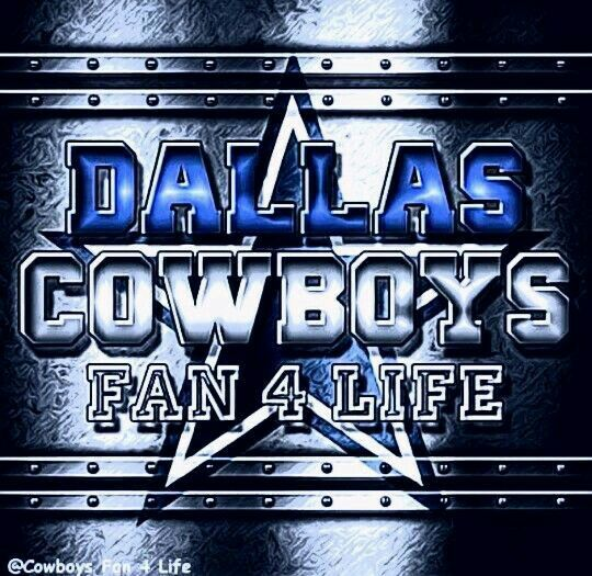 My dad being from Texas I was born a Dallas Cowboys fan. I have grown up watching them and will be a fan no matter what. It has always been a dream of mine to watch a game in person.