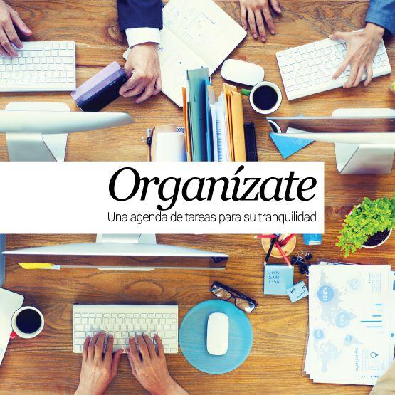 Organización y planificación, dos importantes elementos que se consiguen al manejar de forma disciplinada y rigurosa, una agenda de tareas pendientes.. En Inkomoda te ayudamos a organizar tu día a día