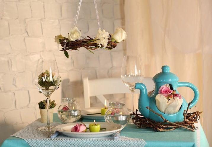 4 idei simpatice pentru aranjarea mesei de Paște | CasaMea.ro