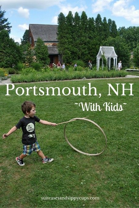 Checking out the Charm of Portsmouth, NH with Kids - Suitcases and Sippy Cups #GoPortsmouthNH