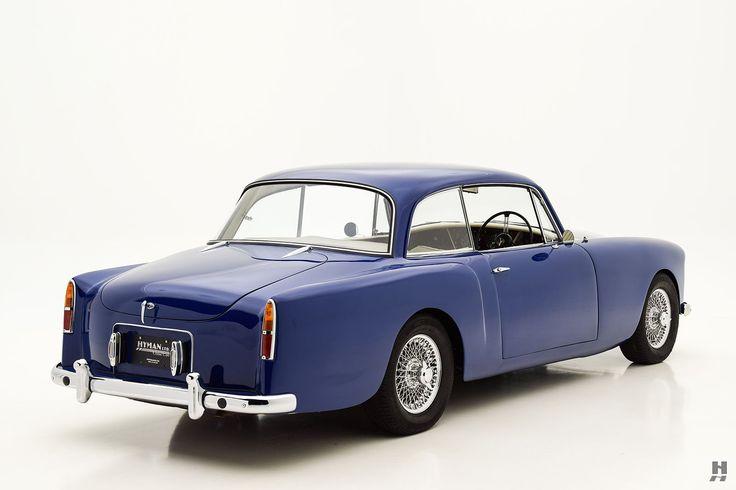 1961 alvis td21 coupe