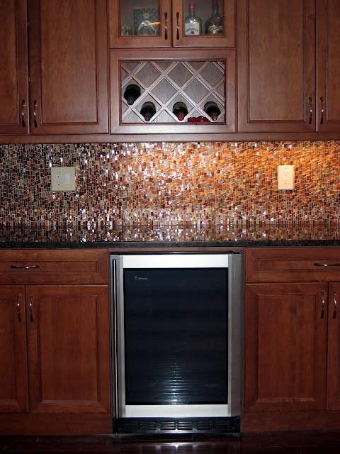 Full View Of Wet Bar, 2006