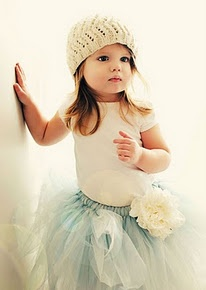Little girls in tutu's never get old!