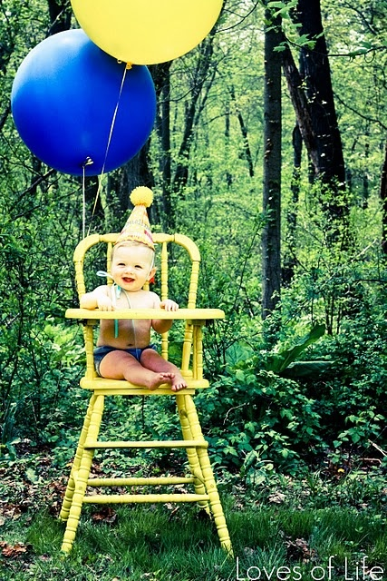 So I have a old wooden high chair similar to this that I purchased for Haven's birthday.  Just trying to decide what color to paint it... pink, white, aqua, or green.  Any thoughts?